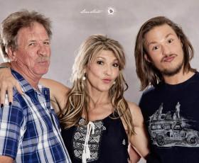 Andre, Michelle & De Wet