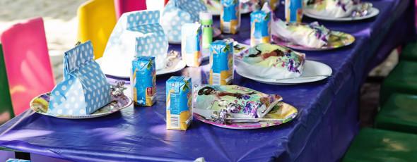 Luan & Lulanie's Parties
